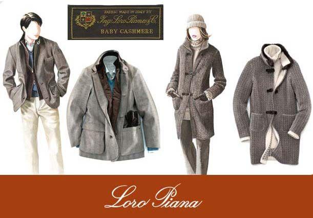 Loro Piana cashmere for women
