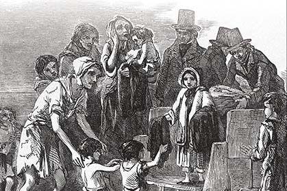 Irish Famine triggered mental illness in future generations of Irish, says historian - IrishCentral.com