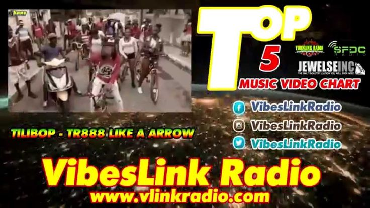 #VLR #TopTen Music Video Charts [Vol. 7] July 2015 @VibesLinkRadio @Sfdc...
