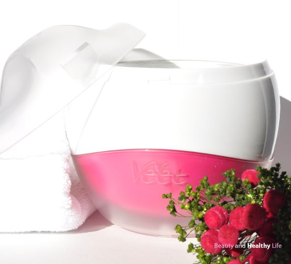 A  beauty  and  healthy  life : Veet Spawax, depilarse con cera nunca fue tan fáci...