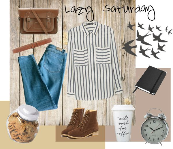 me & fashion.: Lazy Saturday
