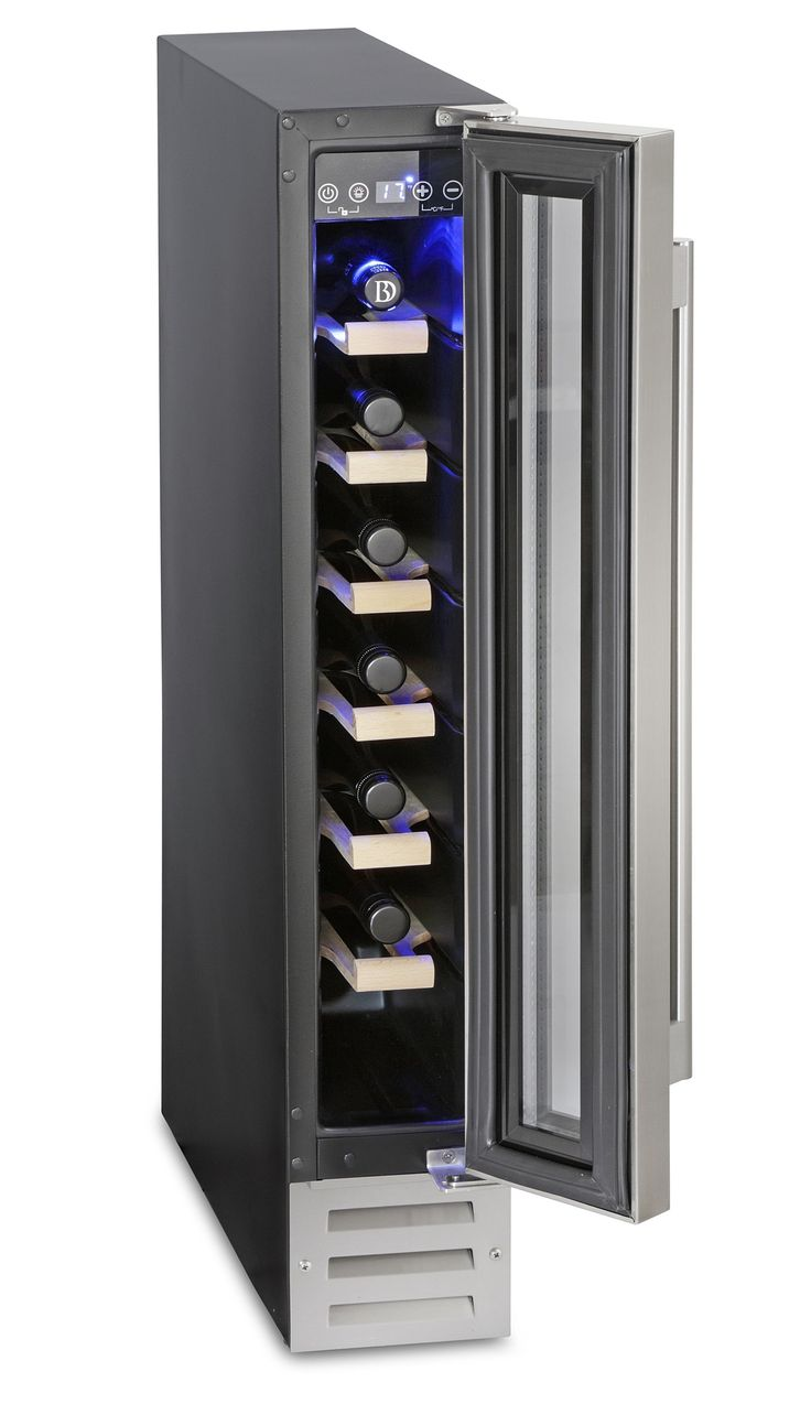 Ws7sdx 7 Bottle Wine Cooler Built In Wine Cooler Wine
