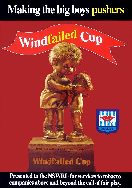Windfailed Cup