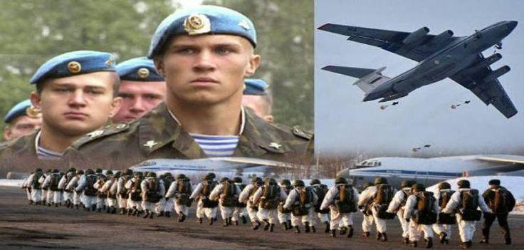 ΘΕΤΙΚΗ ΕΝΕΡΓΕΙΑ: Οι Ρώσσοι επελαύνουν και ρίχνουν από τον αέρα Ορθό...