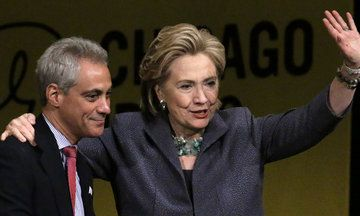 People Hate Rahm Emanuel So Much It Might Cost Hillary Clinton Illinois