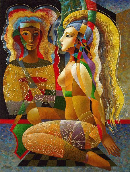 40 best Artisti che mi piacciono Oleg Zhivetin images on - r ckwand k che plexiglas