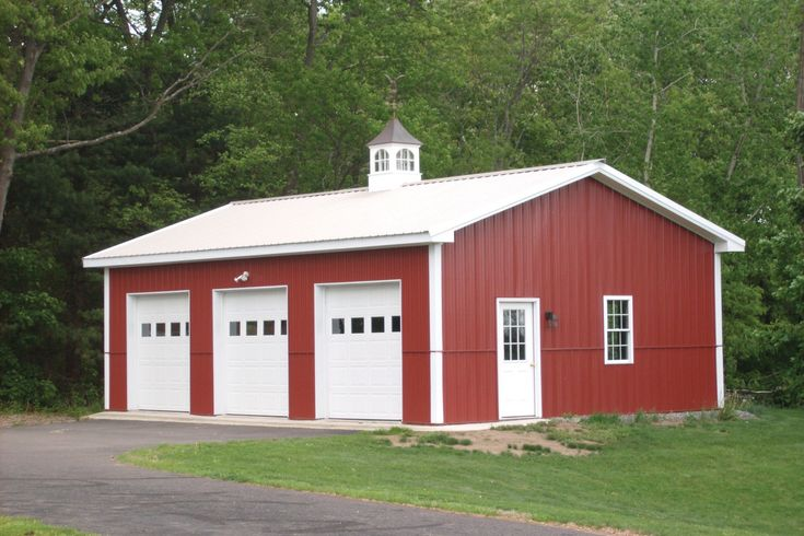 17 best ideas about pole barn garage on pinterest barn for Alaska garage kits