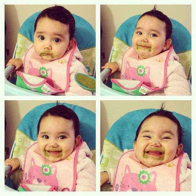 ¿Tu bebé come sola/o o con tu ayuda? https://instagram.com/babytuto/