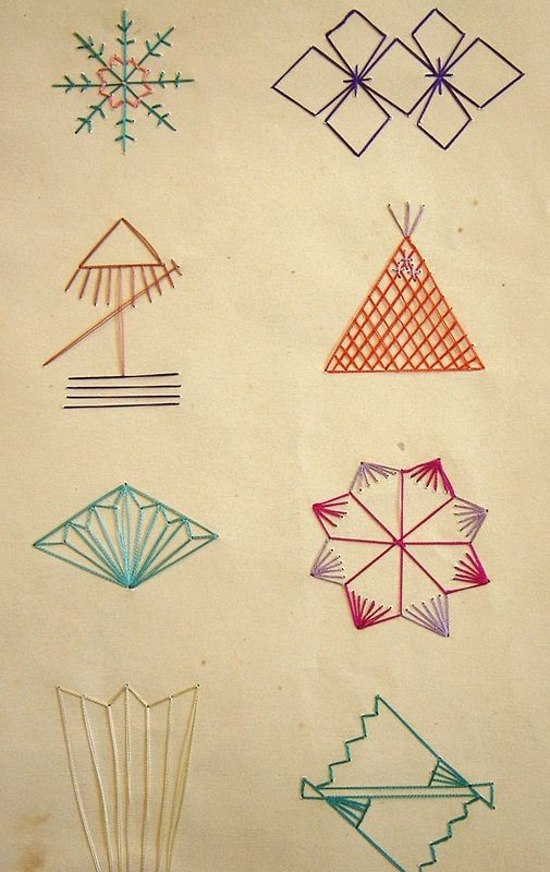 semamori stitchesTattoo Ideas, Paper Embroidery, Embroidery Pattern, Embroidery, Embroidery Design, Japan Embroidery, Embroidery Stitches, Vintage Embroidery, French Knots