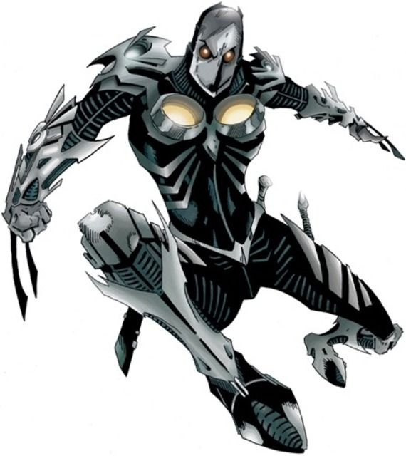 Lincoln March - A member of the Court of Owls who claims to be Bruce Wayne's…