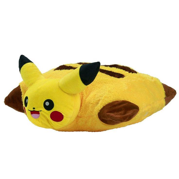 Pikachu soft stuffed animal plush pillow 40*60cm