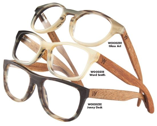 Woodzee introduces its Rx collection, crafted from recycled water buffalo horn and paired with beech wood.