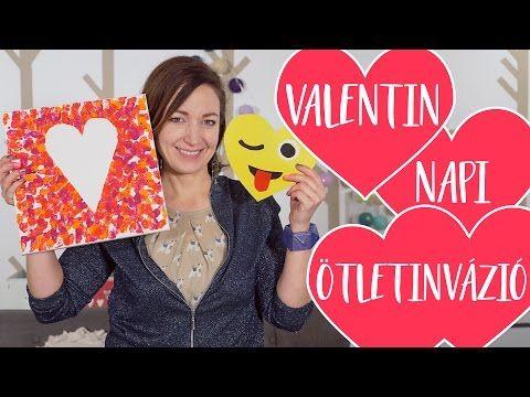 Gigantikus Valentin napi ötlet invázió  | Nyerd meg egyik alkotásom | INSPIRÁCIÓK Csorba Anitától - YouTube