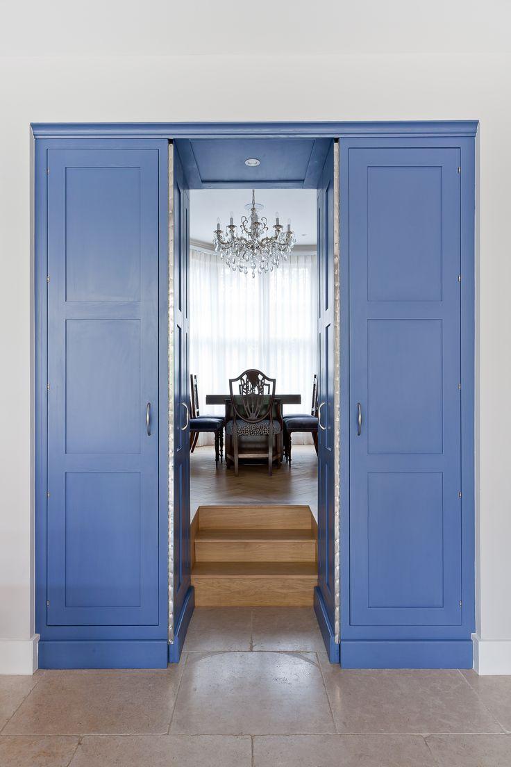 Concealed Dining Room Entrance