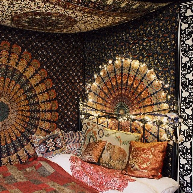128 best images about hippi room goals on Pinterest Hippies