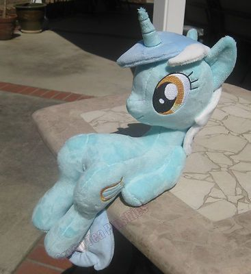 My Little Pony Friendship is magic custom plush - Sitting Lyra Heartstrings