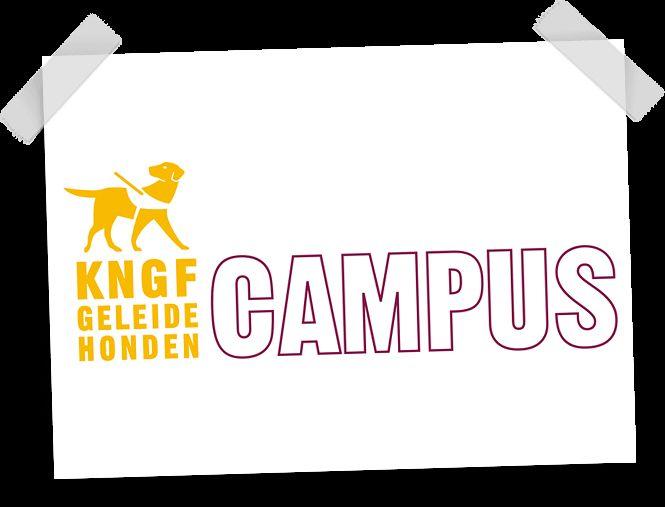 2014 - Oprichting van KNGF Campus. Dit expertisecentrum is een apart instituut voor hond en wetenschap onder de vlag van KNGF Geleidehonden. Het fungeert als loket voor kennis en innovatie op het gebied van hond en handicap.