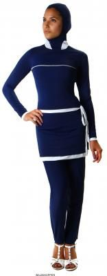 Abeer Modest Muslim Islamic Swimwear - Modest and Fashionable http://wildshopper.com