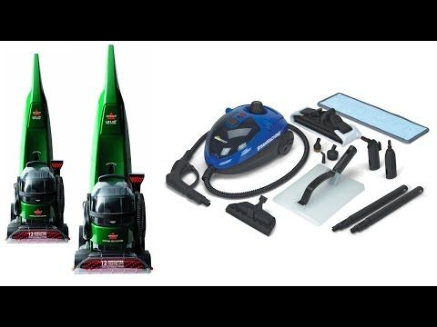 Top 5 Best Carpet Steam Cleaner !!! Automotive Carpet