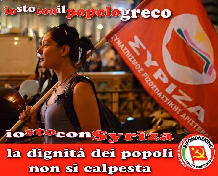 #Greferendum  #YoVoyConGrecia  #IoStoConLaGrecia  #AvecLesGrecs #IstandWithGreece #WeSupportThePeopleOfGreece