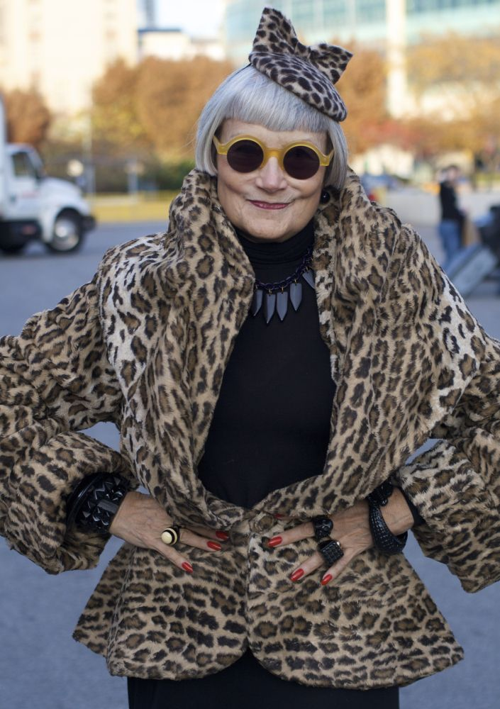 Ari Seth Cohen Celebrates Advanced Style With A Book, A ...
