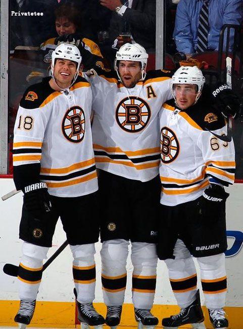 Boston Bruins Players.