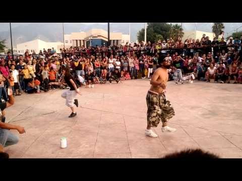 Danzas de la calle de saltillo coahuila - YouTube