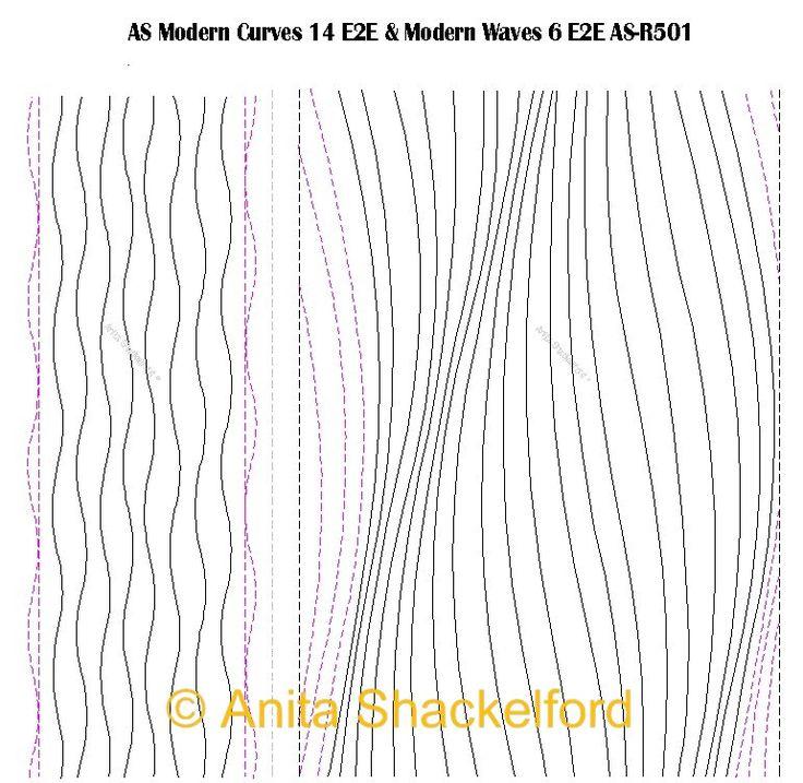 AS_R501 Modern Curves 14 E2E & Modern Waves 6 E2E by Anita