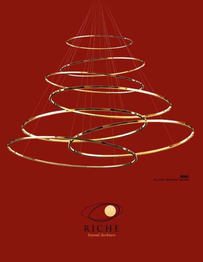 H Riche σας εύχεται τα φετινά Χριστούγεννα να είναι γεμάτα όμορφες, φωτεινές στιγμές με τους αγαπημένους σας.