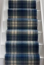 Image result for red tartan stair carpet
