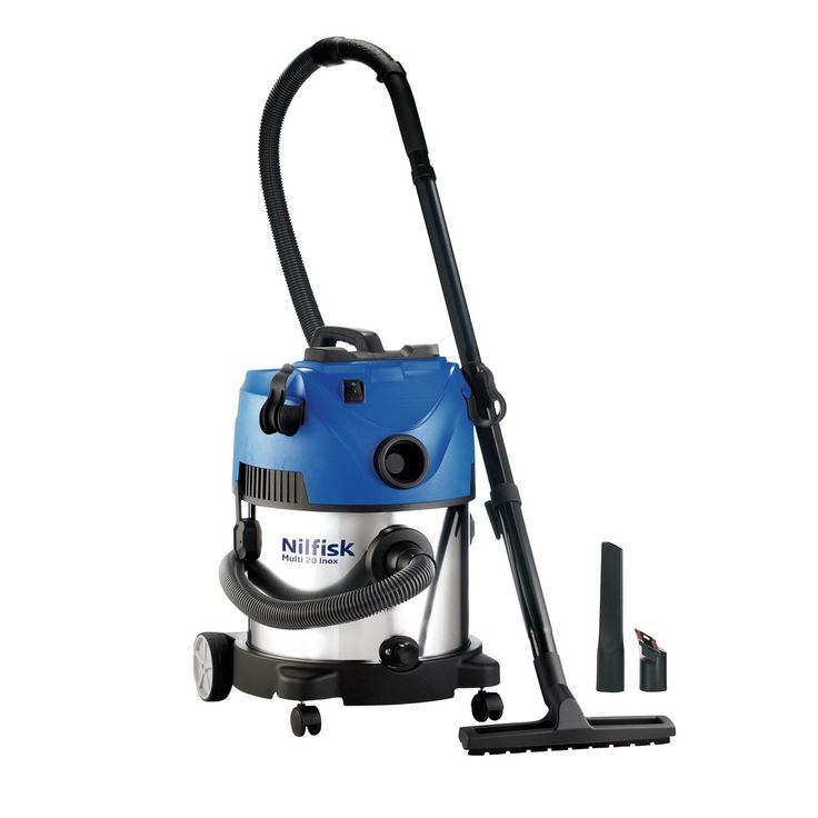 Best Wet and Dry Vacuum Cleaners online at Betta Electrical New Zealand. Get products such as Nilfisk Multi 20 Inox Wet and Dry Vacuum - 107402286 at great rates