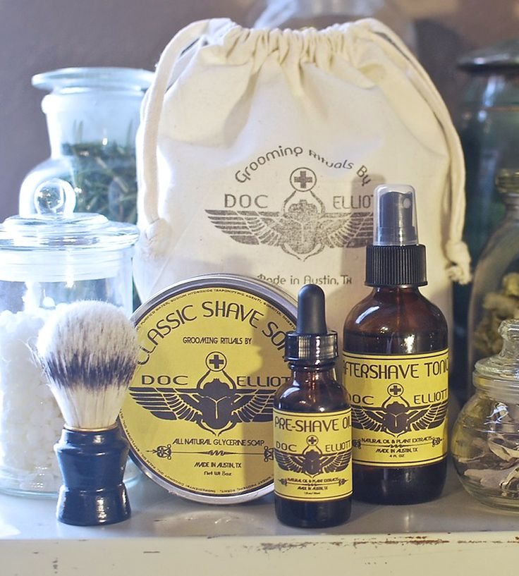 Men's Citrus Facial Care Gift Set | Men's Grooming | Doc Elliott | Scoutmob Shoppe | Product Detail