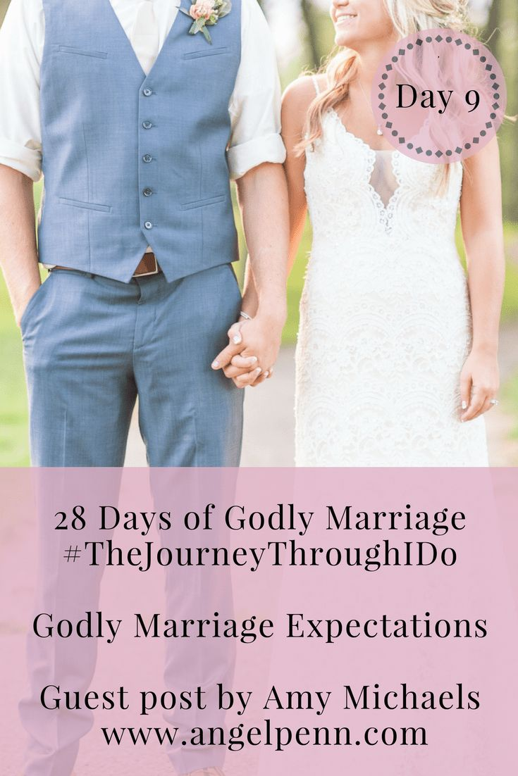 Typically when couples get engaged, they spend lots of time, effort and money planning their wedding. However, one thing that is often overlooked is the discussion of expectations in their marriage. Unspoken expectations will impact your marriage in a big way. It's time to have the conversation.