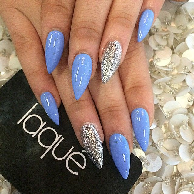 318 best Stiletto Nails images on Pinterest | Acrylic nail designs ...