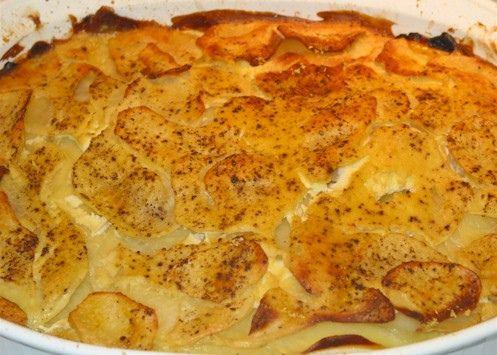 Quiche recepten: zelf heerlijke hartige aardappelen taart maken.