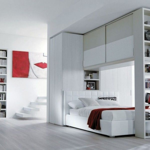 Oltre 25 fantastiche idee su letto armadio su pinterest for Idee minuscole in cabina