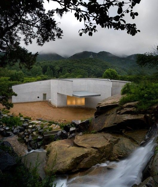 Anyang Pavilion / Alvaro Siza & Carlos Castanheira © Fernando Guerra