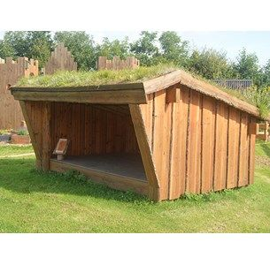 Shelter 6095 kr
