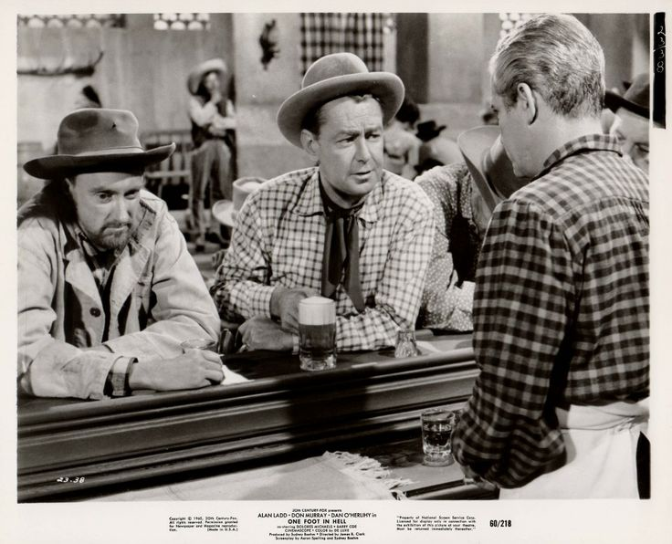 Alan Ladd Westerns | ... - James B. Clark - Alan Ladd • Western Movies - Saloon Forum