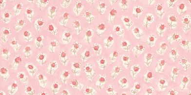 Daisy Patch (P567/08) - Designers Guild Wallpapers - Pretty painterly flower buds are scattered across this fun wallpaper design. A great design but equally fantastic for cottages, kitchens, bedrooms and so many other spaces. Showing in Petal - other colour ways available. Please request a sample.