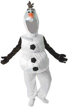 Si les stars de la Reine des Neiges sont Anna et Elsa, il ne faut pas oublier Olaf ! Le déguisement du célèbre bonhomme de neige qui rêve d'une île tropicale fait partie des costumes les plus populaires sur le comparateur !