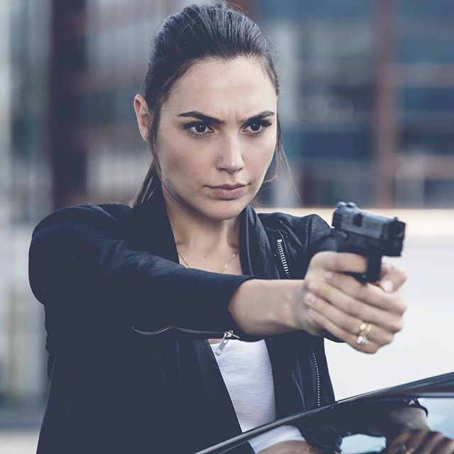 Gal Gadot «Keeping Up with the Joneses»