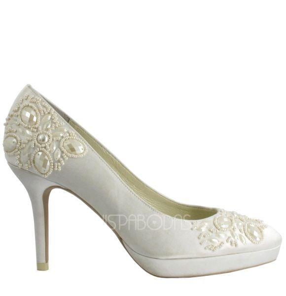 Zapatos de Novia 2012 Menbur.