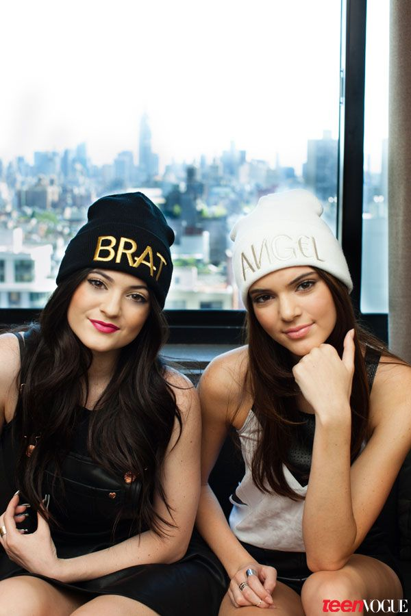Kendall and Kylie Jenner Tell Us About Their New PacSun Collection
