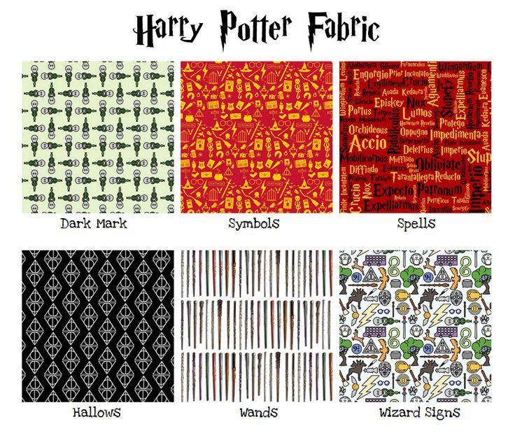 Harry Potter Book Cover Fabric ~ Harry potter bedding set crib toddler twin queen