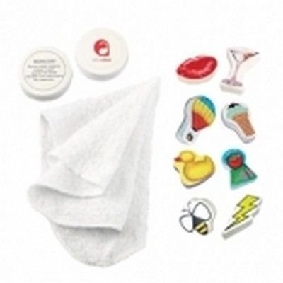 Custom Compressed Towel Min 1000 - Clothing - Towels & Bathrobes - PRTH-TOW1021-i - Best Value Promotional items including Promotional Merchandise, Printed T shirts, Promotional Mugs, Promotional Clothing and Corporate Gifts from PROMOSXCHAGE - Melbourne, Sydney, Brisbane - Call 1800 PROMOS (776 667)