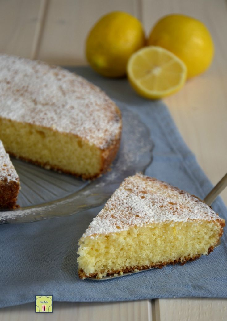 torta soffice al limone gp