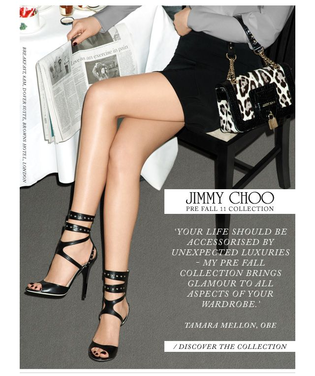 Tamara Mellon See More Your Life Should Be Accessorised By Unexepected Luxuries
