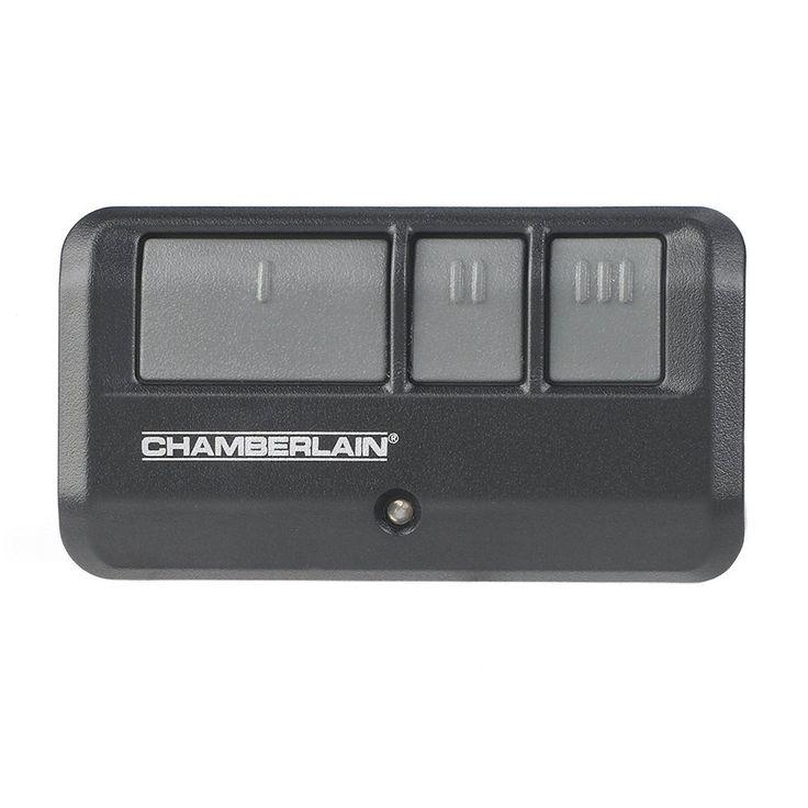Chamberlain/LiftMaster/Craftsman 953EV 3-Button Garage Door Remote--NEW, SEALED! #Chamberlain