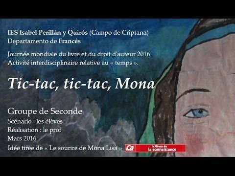 Tic-tac, tic-tac, Mona (Día del Libro 2016 - el tiempo)